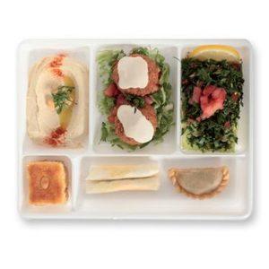 Oh-liban-restaurant-libanais-yvelines-78-plateau-végétarien